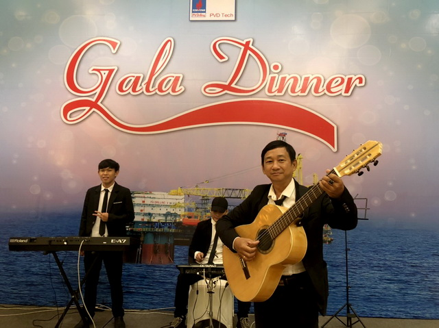 Tumbadora Acoustic Band PVD Tech Gala Dinner 001