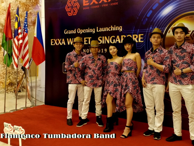 BAND NHẠC FLAMENCO- ACOUSTIC CHO EVENTS- WEDDING
