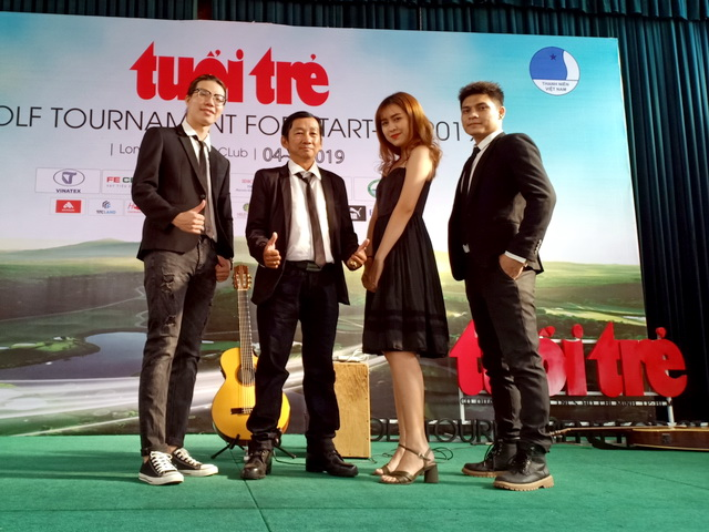 Long Thành Golf Club Tumbadora Band Acoustic